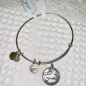 Alex and Ani Capricorn Zodiac Sign Bracelet